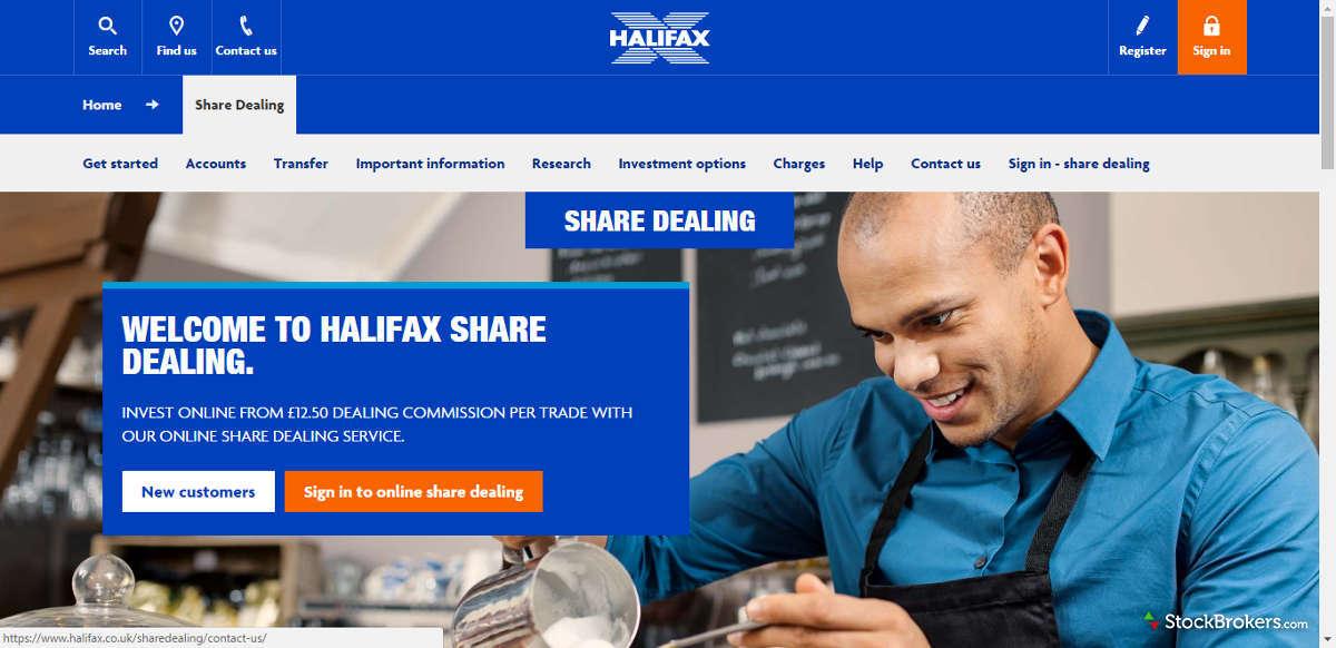 Halifax Homepage