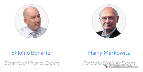 Personal Capital Shlomo Benartzi Harry Markowitz
