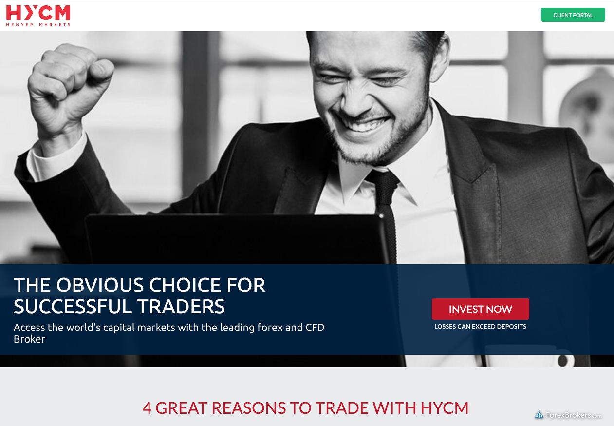 Henyep (HYCM) Homepage