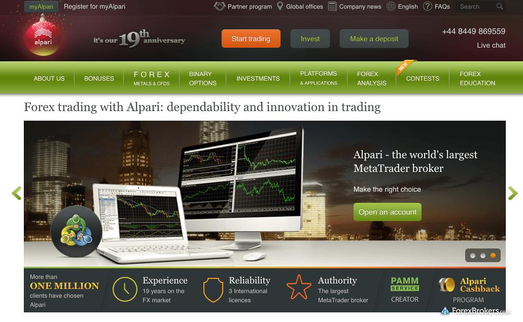 Alpari review forex instaforex.net