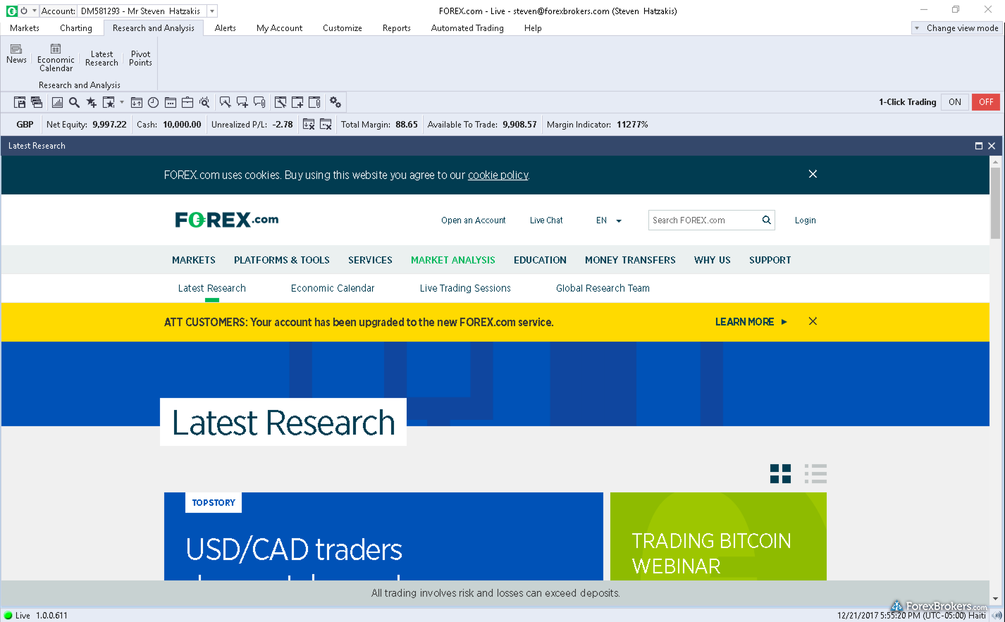 Deutsche forex research scam