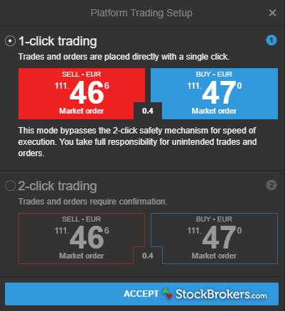 saxotradergo 1 click trading