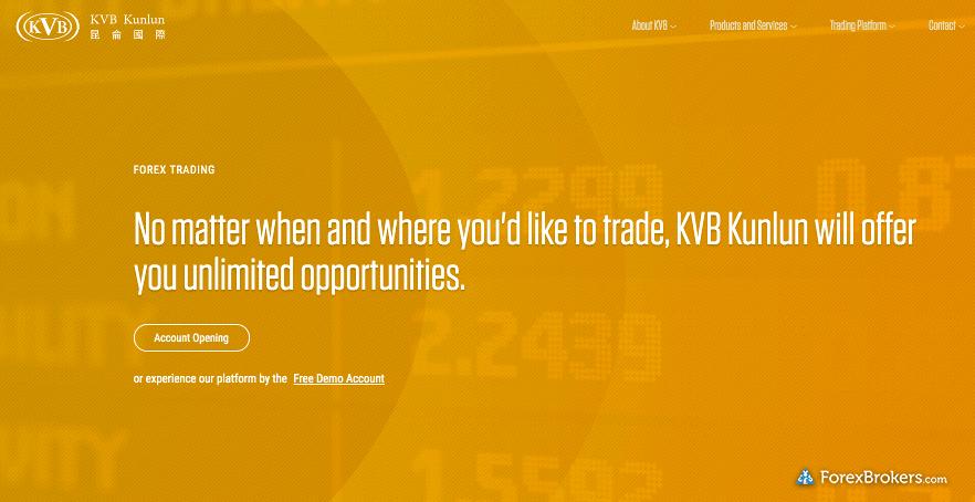 KVB Kunlun  Homepage
