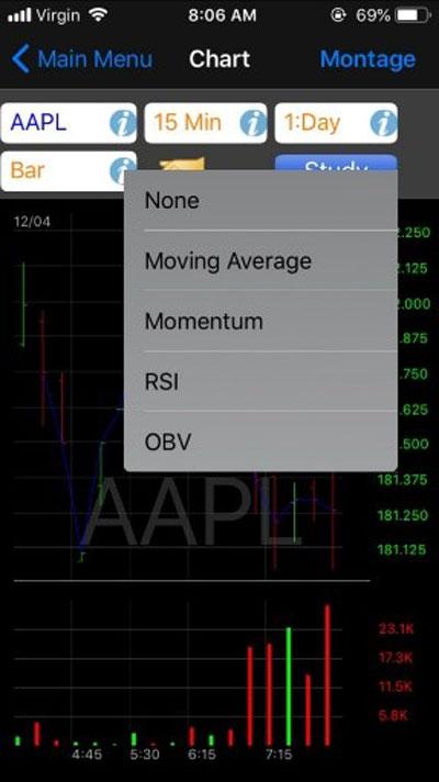 DAS Trader Pro Mobile
