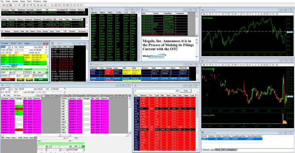 DAS Trader Pro Review | StockBrokers com