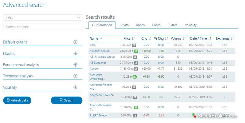 Barclays Smart Investor Company Factsheet