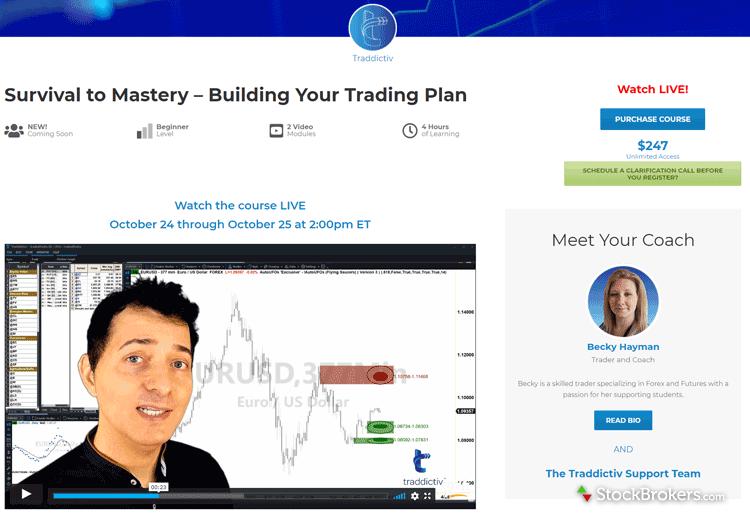 TradeStation YouCanTrade premium courses