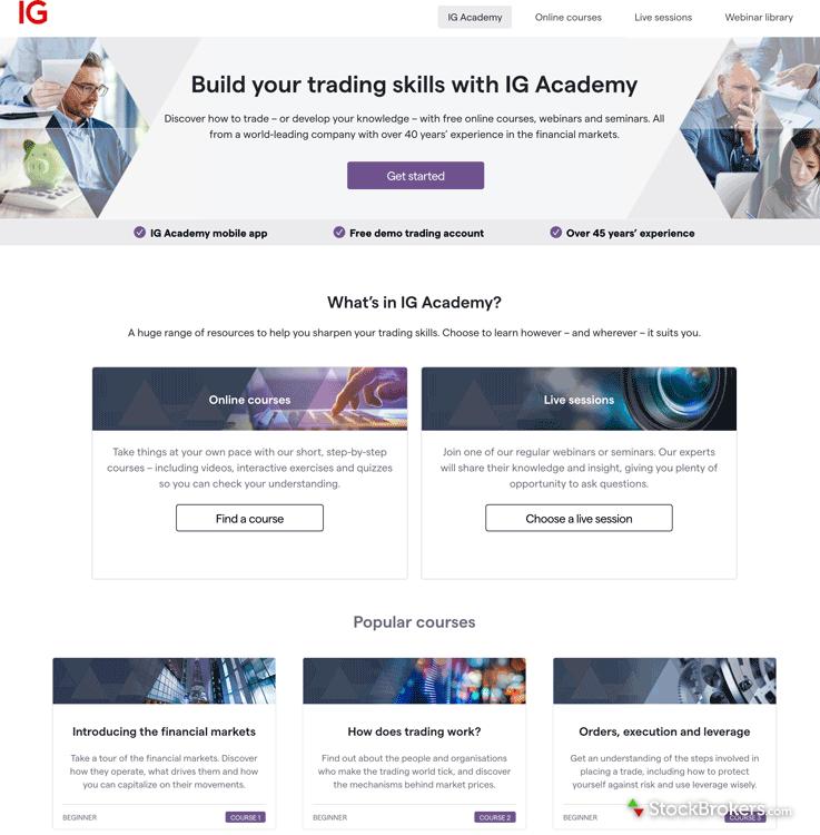 IG Academy